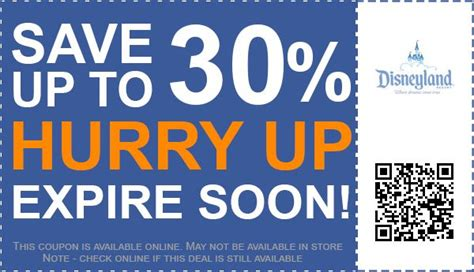 printable food coupons for disney world disneyland coupons may 2017 coupon promo codes