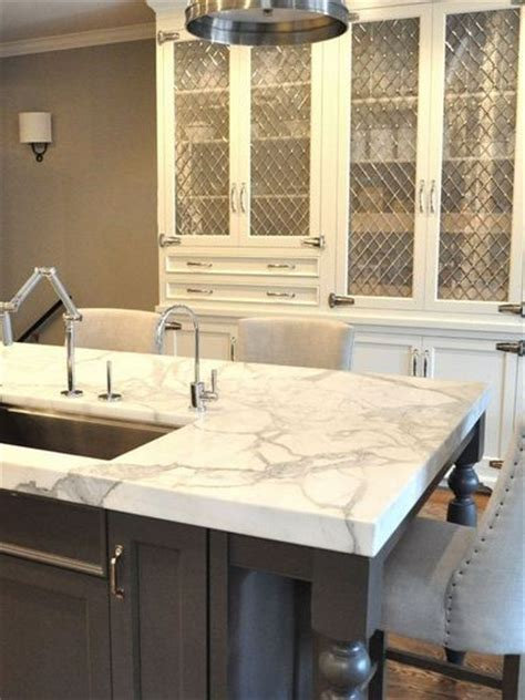 Cambria Home Design Concepts by Kitchen Lab Mother Of Pearl Quartzite Countertops And