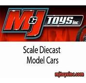 Scale Diecast Model Cars  Mj Toys Inc