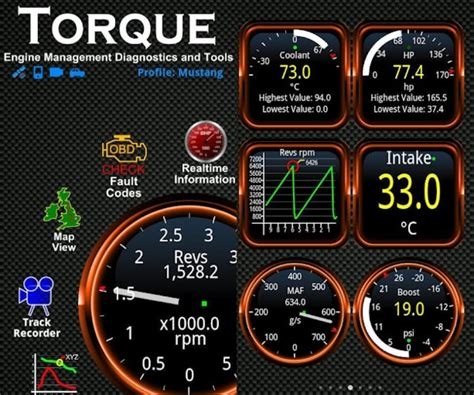 torque pro app for android torque android app lets you tap into the brains of your car