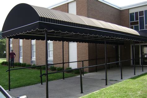 Business Awnings And Canopies by Commercial Awnings By Omar