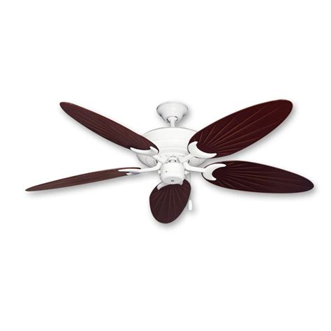 Bamboo Ceiling Fans by Bamboo Ceiling Fan Raindance White Customize With