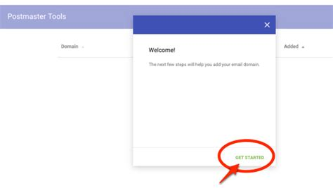 google sign up how to sign up for google gmail postmaster tools getting