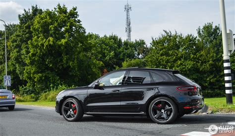porsche macan turbo 2016 porsche 95b macan turbo 15 august 2016 autogespot