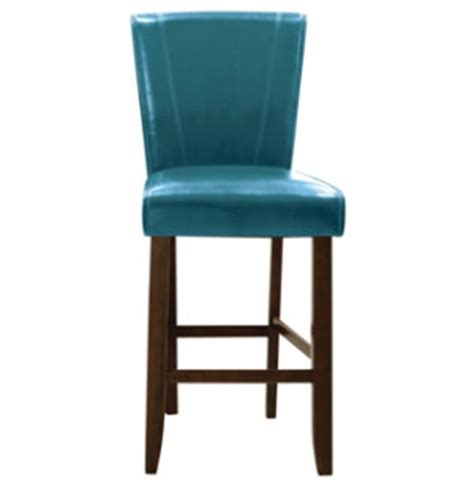 Teal Colored Bar Stools by Medium Brown Stool Shop Liberty Furniture Nostalgia