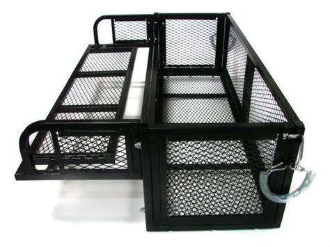 Atv Drop Basket Rack by Purchase Universal Atv Utv Drop Rear Steel Cargo