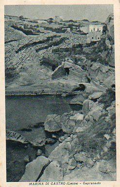 ufficio postale mola di bari provincia di lecce cartoline d epoca