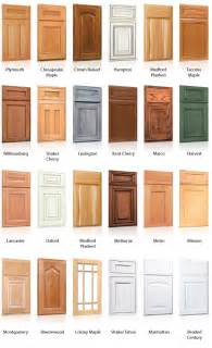 Types Of Kitchen Cabinets by Gallery For Gt Kitchen Cabinet Door Styles