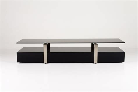 Tv Tables by Plasma Tv Table In Black Glass Homestreet Furniture