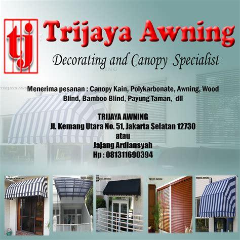Kain Payung Sunberella Kualitas No 1 trijaya awning trijaya canopy