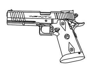 coloring pages guns mini gun coloring pages coloring pages