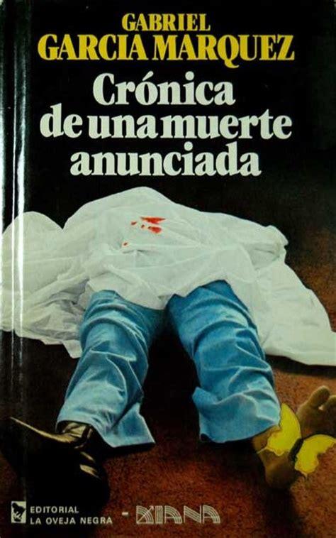 gratis libro chronicle of a death foretold para descargar ahora la lengua no es aburrida cr 243 nica de una muerte anunciada