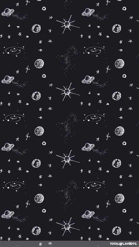 wallpaper for iphone doodle doodle universe iphone wallpaper black white wallpapers