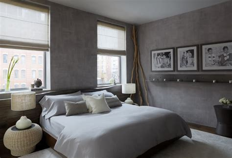 Gray Wall Bedroom Decor by Ton Of Bedroom Inspiring Ideas