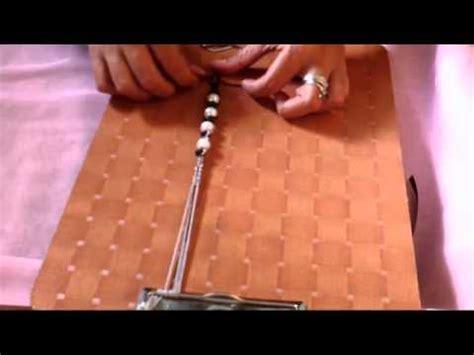youtube membuat gelang manik cara membuat gelang tali dan manik manik youtube
