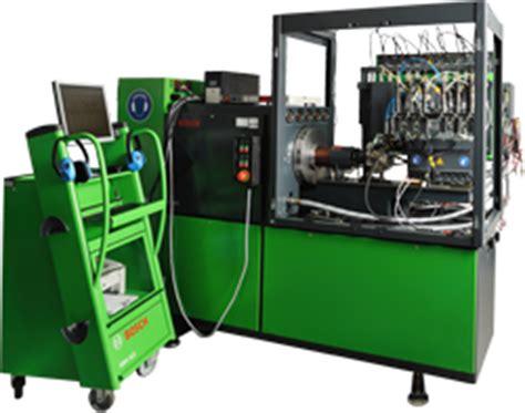 bosch test bench cartechnik injectors laboratory eps 815 esp 708