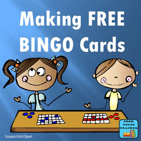 free bingo which card generator is right for you book