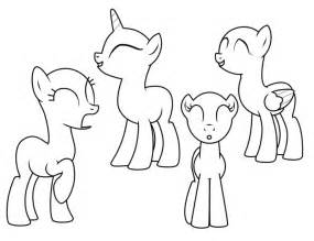 mlp template my pony template printables molly s fan stuff