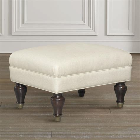 chesterfield ottoman by bassett bassett chairs