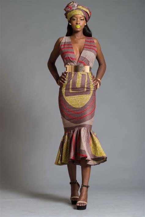 Modèle Tenue Africaine Pour Femme