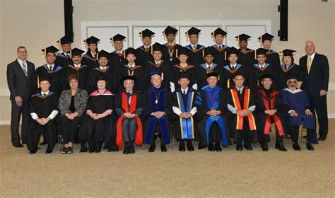 Embry Riddle Mba Singapore by 19 Graduate From Asias Mbaa Program Embry Riddle