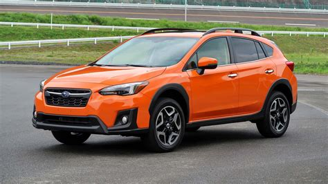 subaru crosstrek 2018 subaru crosstrek drive review
