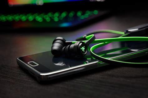 Headset Bluetooth Razer wireless gaming earphones with mic razer hammerhead bt