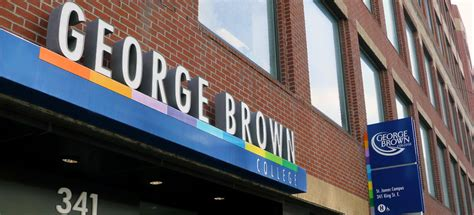 George Brown College Mba Fees by Contact Us George Brown College Continuing Education