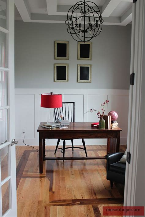 Wainscoting Office by Doors Chandelier And Wainscoting Lq Home