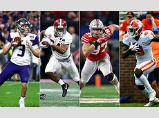 Preview 2018 Bowl Projections & College Football Playoff ... 2015 2016 College Football Bowl Projections