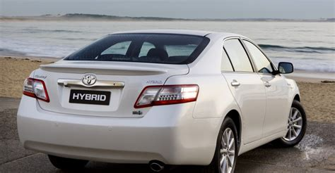 Toyota Camry Average Mpg Toyota Camry Hybrid Review Caradvice
