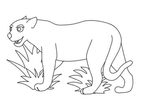 imágenes de jaguar para colorear pantera negra para pintar im 225 genes y fotos