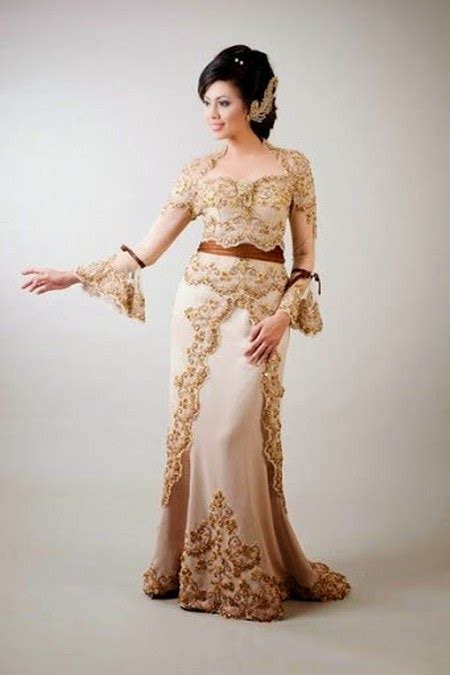 Kebaya Pengantin Baru gambar baju pengantin newhairstylesformen2014