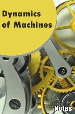 design of machine elements ebook free download dynamics of machines notes ebook by pdf download ebook