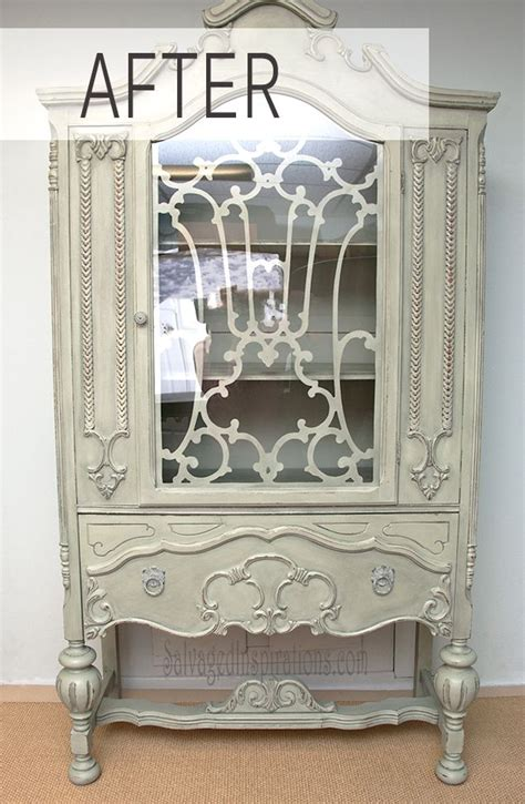 Annie Sloan Painted Bookcase 25 Best Ideas About China Cabinet Painted On Pinterest