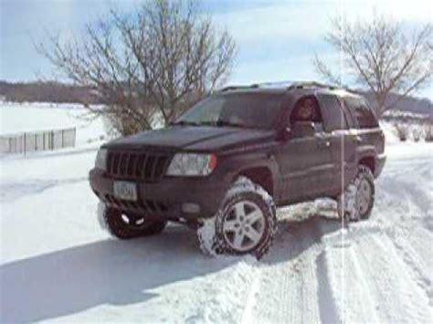 Jeep Grand In Snow Jeep Grand Wj In The Snow