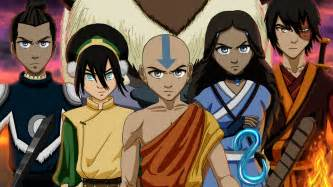 pictures of the last airbender the top 10 characters from avatar the last airbender