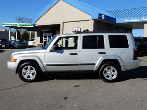 Jeep Comander 2006 by 2006 Jeep Commander Base For Sale In Asheville