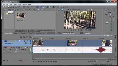 tutorial editing video sony vegas pro tutorial completo sony vegas pro 10 editor de video parte