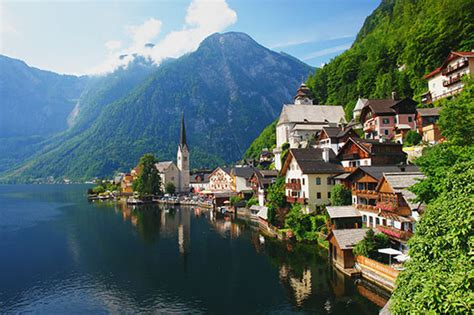 in austria austria facts and points of interest