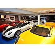 De Supercar Garage Van Peter Saywell Video  Autoblognl