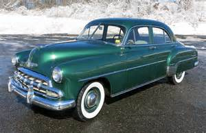 1952 Chevrolet Deluxe 1952 Chevrolet Styleline Connors Motorcar Company