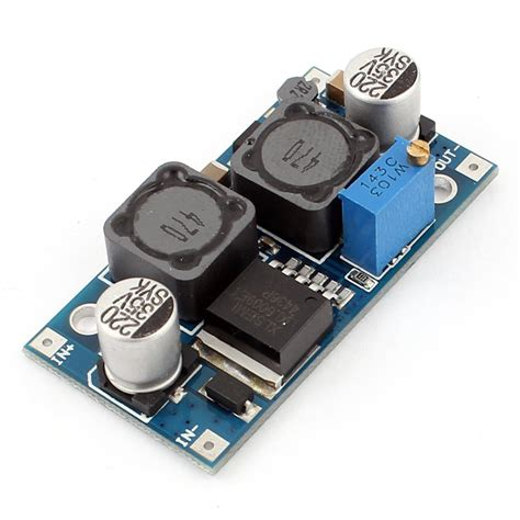 Xl6009 Module Dc Dc Step Up Boost Converter 35 18v dc dc boost buck adjustable step up converter xl6009 module solar voltage in other