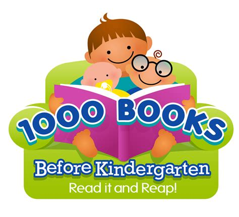 one thousand ways to make 1000 books 1000 books before kindergarten reed memorial library