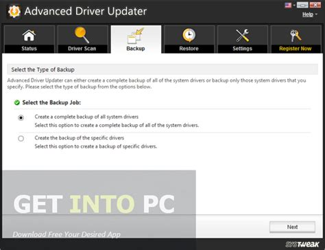 advanced driver updater full version free download systweak advanced driver updater free download
