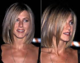 aniston hair cuts 2001 jennifer aniston s changing hair 2001 photos jennifer