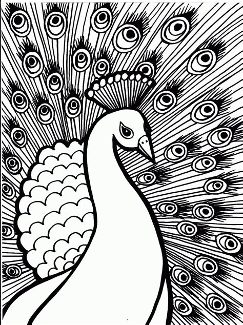 Galerry god made birds coloring page