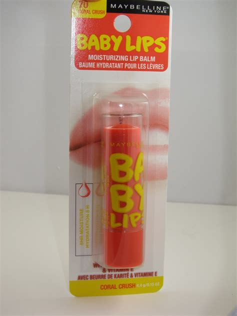 Limited Edition Intime Baby Tub Terlaris maybelline coral crush baby moisturizing lip balm review swatches musings of a muse