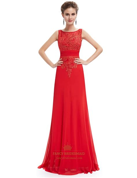 prom dresses chiffon open back prom dress with beaded lace applique