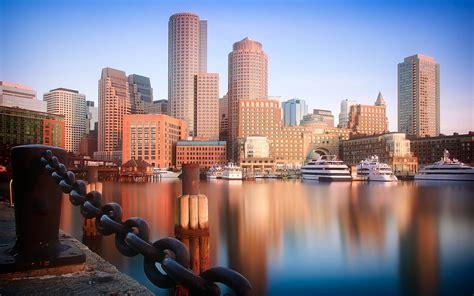 hd boston skyline wallpapers pixelstalknet